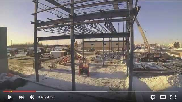 New Building Construction In …  4 Minutes