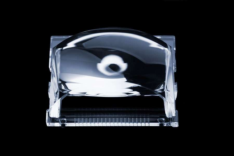 Tesla 3 - Inner Lens Fog